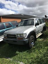 1992 GXL Toyota LandCruiser Wagon Carseldine Brisbane North East Preview