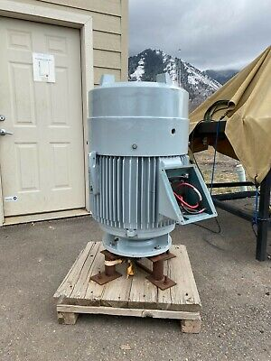 Reliance Duty Master Ac Motor -100 Hp Electric Motor 575480460- 3 Phase