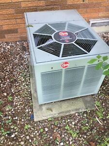 R22 two ton air conditioning unit.