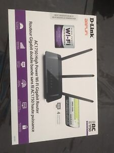 Routeur Wifi Dlink AC1750