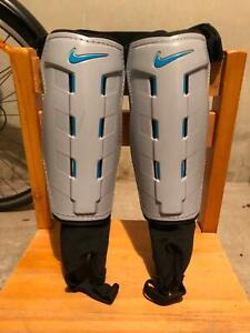 Nike football shin guards - Size M Drummoyne Canada Bay Area Preview