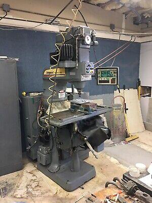 Bridgeport Series 1 Cnc Vertical Mill Milling Machine
