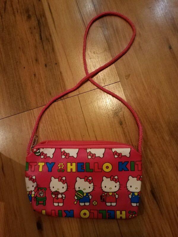 "Vintage Hello Kitty Sanrio Purse 5"""