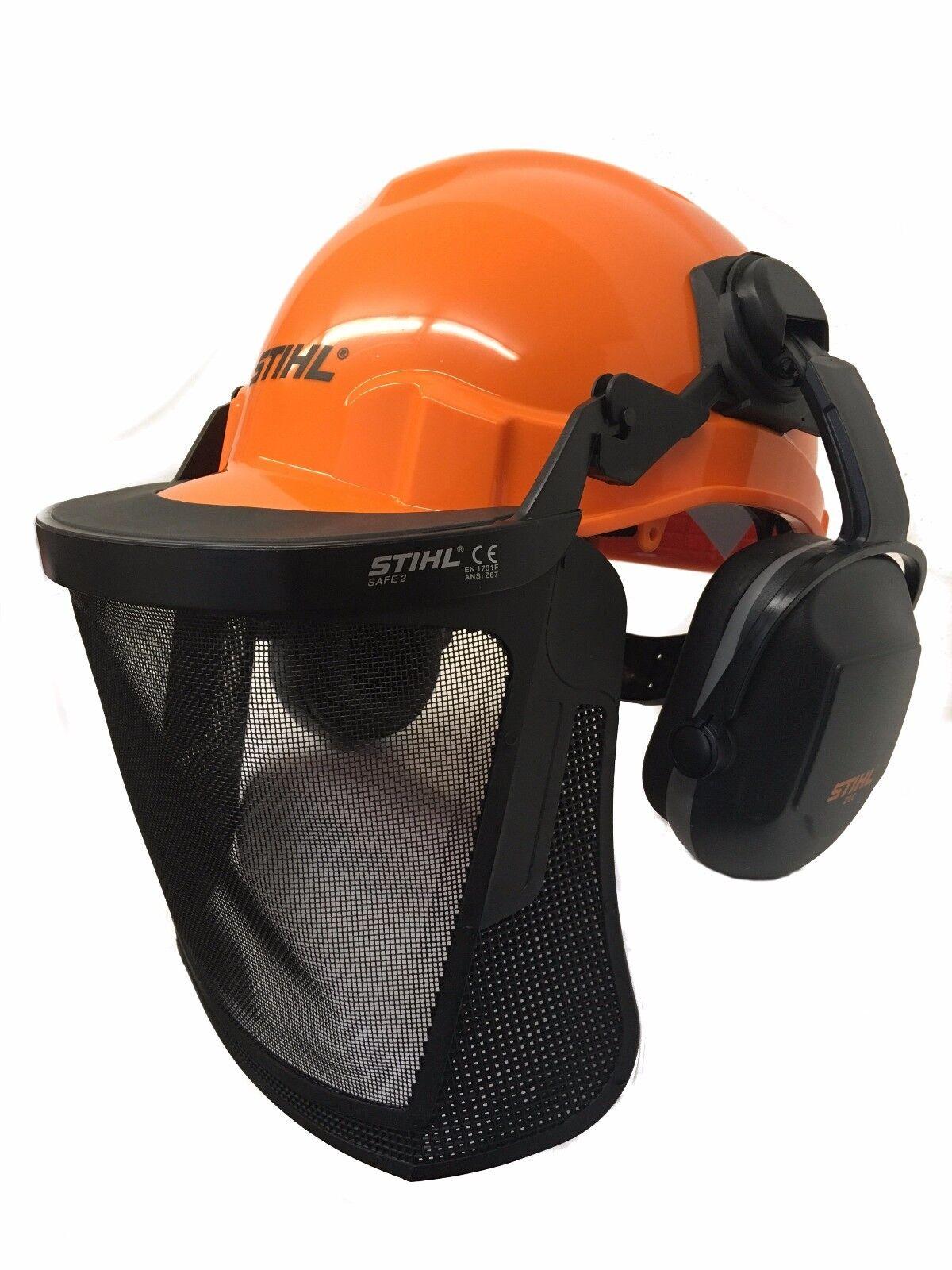STIHL Helmset FUNCTION Basic Forsthelm