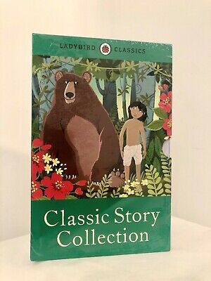 Ladybird Tales Classic Collection 10 Books Box Set Children's Book Pack NEW
