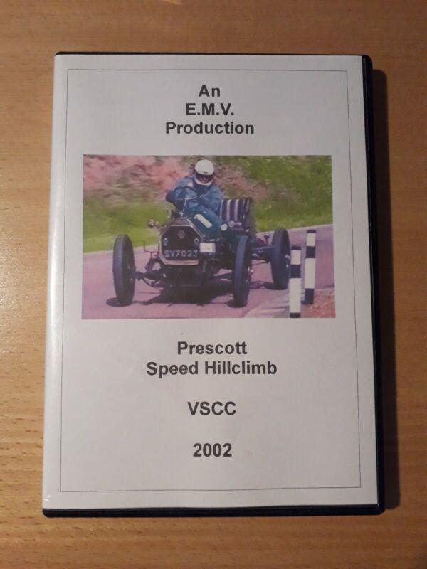 Prescott+Speed+Hillclimb+VSCC+2002+DVD+