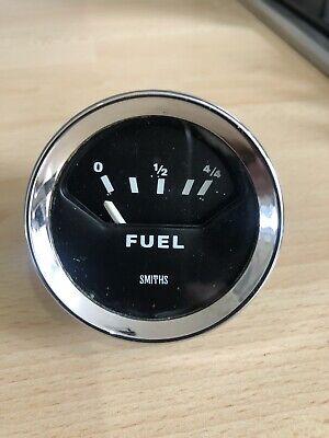 "Smiths Fuel Gauge 2"" diam"