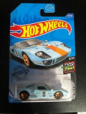 hot wheels ford gt40 gulf