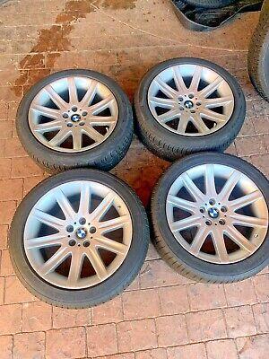 2002-2008 BMW 745i 750i 760i (E65/E66) 19x9 ALUMINUM ALLOY (10 SPOKE) WHEEL RIM