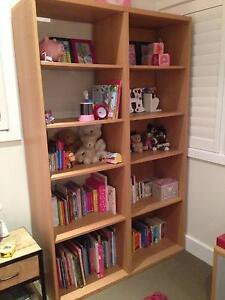 Ikea Besta Shelves - set of two (1 x single, 1 x double) Randwick Eastern Suburbs Preview