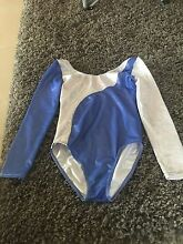 Long sleeved gymnastic leotard x 2 Murrumba Downs Pine Rivers Area Preview
