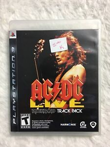 Ac/dc live PS3 track pack