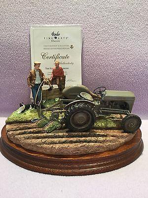 """Border fine arts  """" THE FUTURE OF FARMING  """" ( Brand new )"""