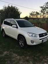 2012 Toyota RAV4 Altitude Launceston 7250 Launceston Area Preview
