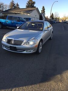 2009 S550 4-matic