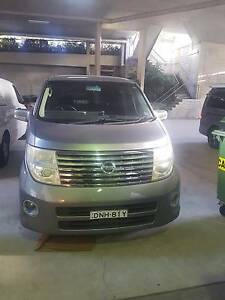 2005 Nissan Elgrand Chatswood Willoughby Area Preview