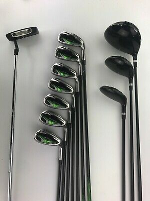 Wilson Vector Irons Driver Fairways Rescue Putter Mens Full Set Right Hand