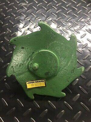 New Old Stock Jj820m Fertilizer Feed Wheel John Deere Grain Drill Fb Fba
