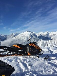 2013 skidoo summit xm 163