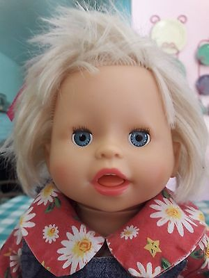 Fisher Price Little Mommy Interactive Play Baby Ah-Choo Baby Doll
