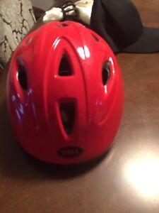 Toddler bike helmet. Barely used.