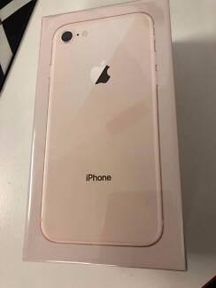 Iphone 8 - Rose Gold 64GB. Brand New - Unopened - Unlocked