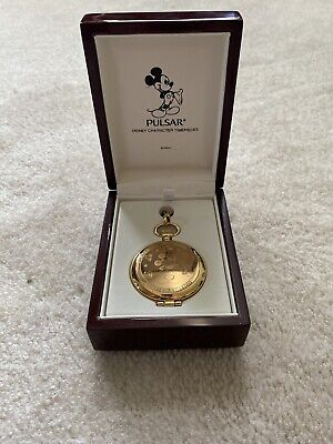 Mickey Mouse & Old Friends Limited Edition Pocket Watch