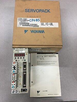 New In Box Yaskawa Servo Pack Sgdh-02ae