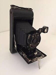 Vintage No. 1 Pocket Folding Kodak A120 Camera Chester Hill Bankstown Area Preview