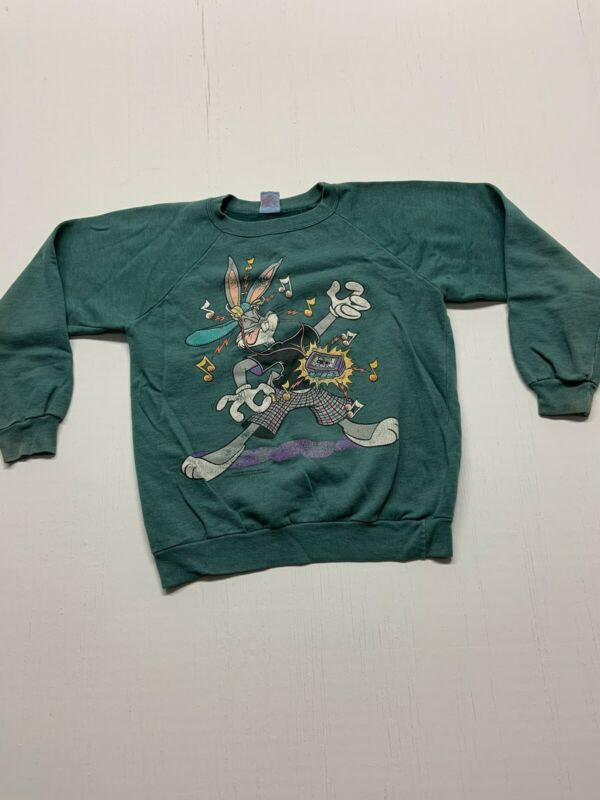 1993 Ultimate Bugs Bunny Sweatshirt Small VINTAGE