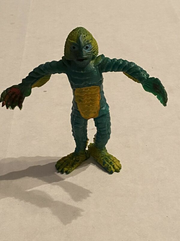 1974 AHI Azrak Hameay Bendy 5' Creature From The Black Lagoon Universal Monsters