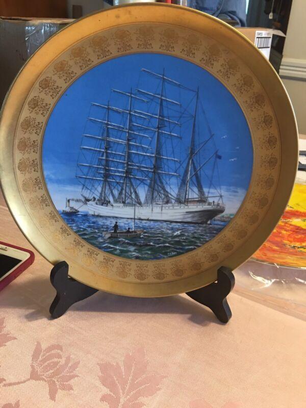 collector plate Herzogin Cecilie by Seltmann Weiden