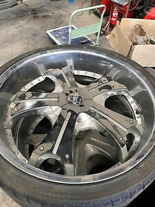 """Toyota rims 24"""" Watsonia North Banyule Area Preview"""