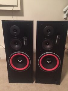 Speakers - Cerwin vega LS-10