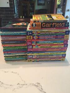 Garfield collection by Jim Davis