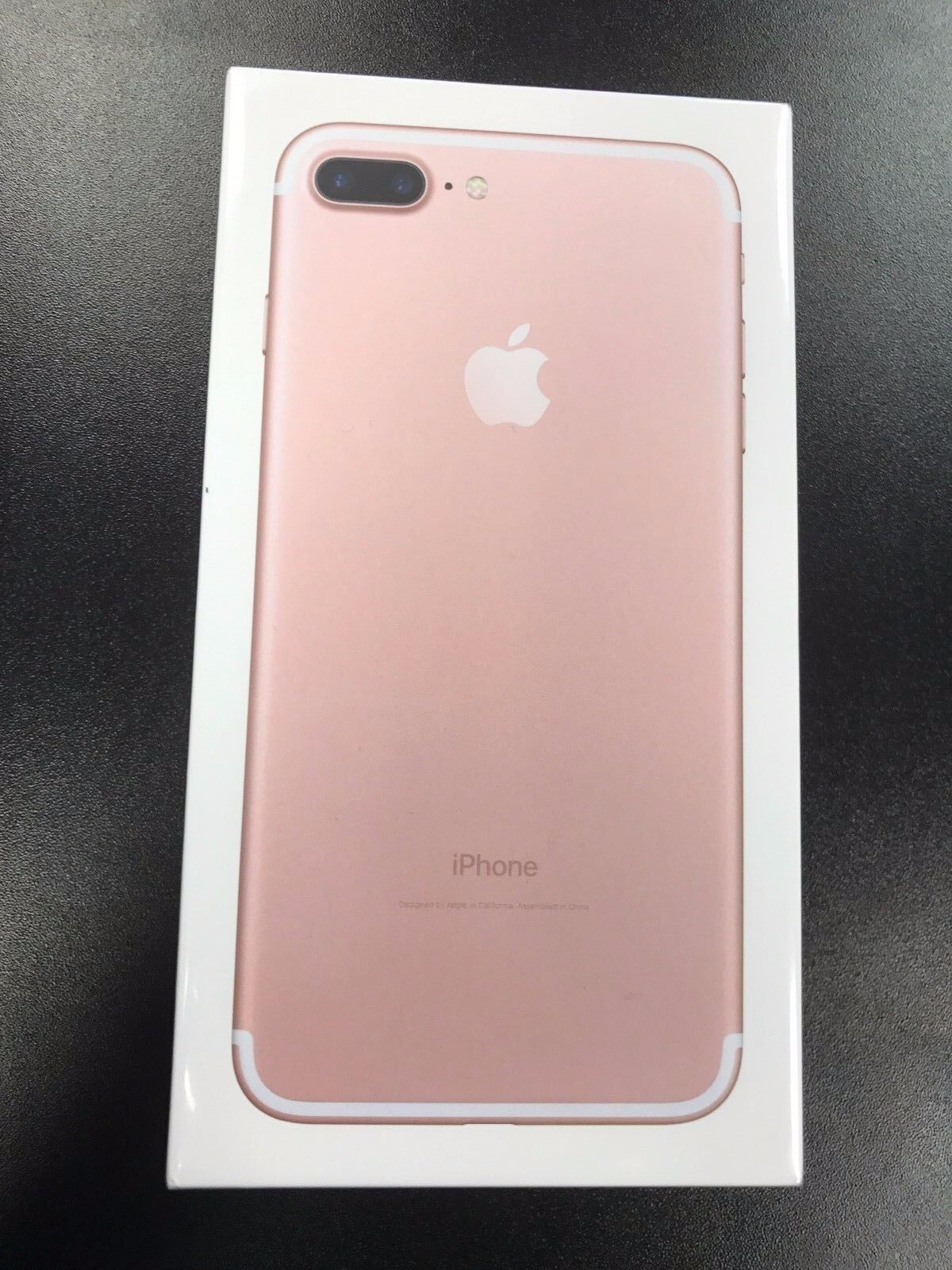SEALED Apple IPhone 7 Plus 32GB Rose Gold