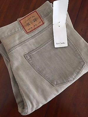 Paul Smith Jeans The Clothing For work Slim Fit Blue Jay jeans(W 36 ) ()