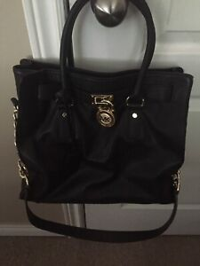 Michael Kors large leather tote
