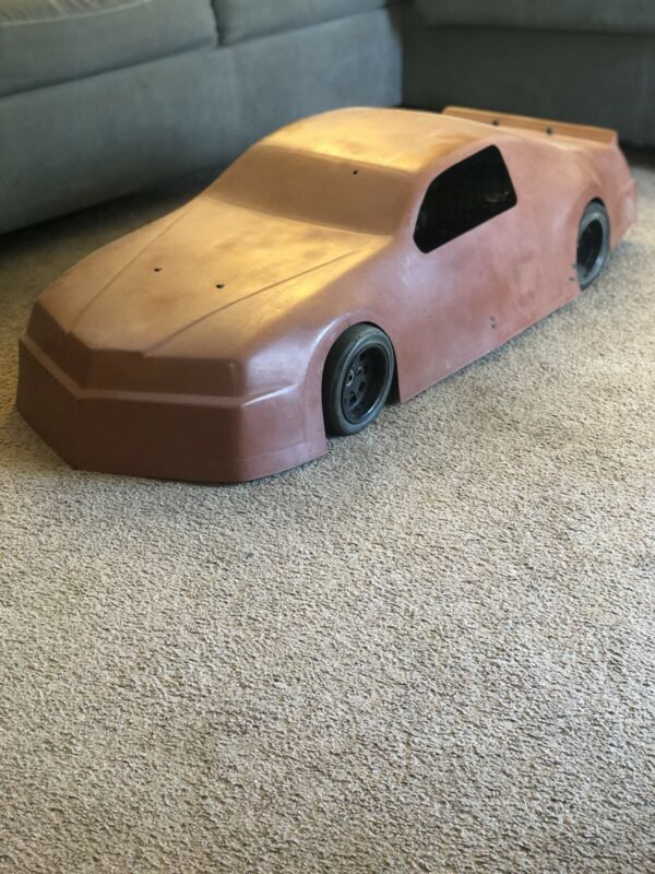 Quater Scale Rc 1/4 Rc Raco Sidwinder Giant Remote Control Rare