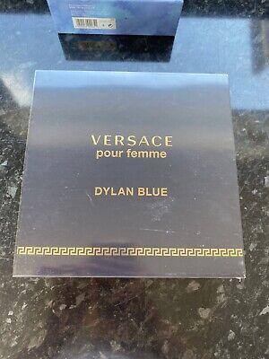 Versace Dylan Blue Pour Femme Eau de Parfum Set