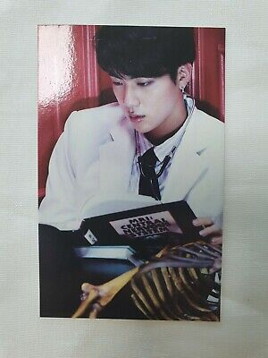 BTS Young Forever DOPE Official Photo card JIN - defected
