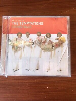 Best of Temptations Christmas by The Temptations (Soul) (CD, Oct-2001, (The Temptations The Best Of The Temptations Christmas)