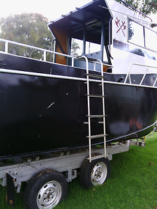Motor boat Stannum Tenterfield Area Preview