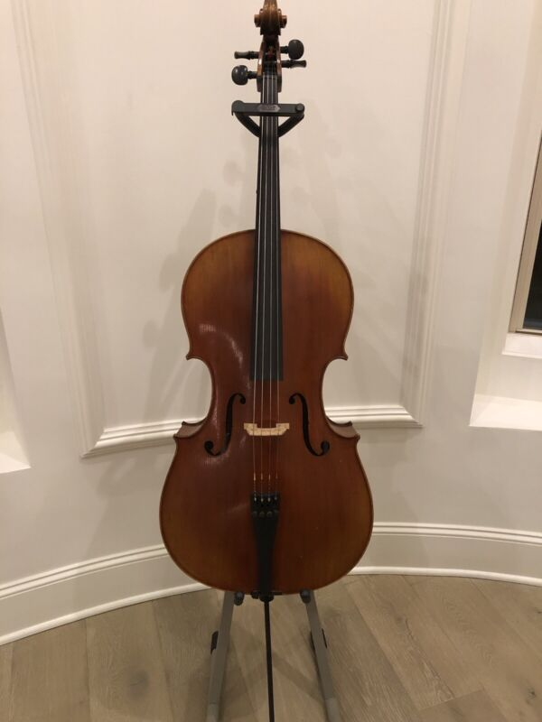 StringWorks Cello 3/4 Great Condition, Beautiful Wood and Excellent Sound!