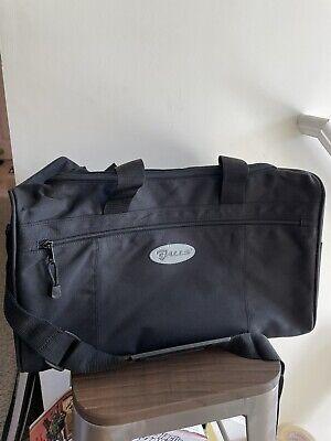 Galls Gear Bag Duffel Square Nylon Police First Responder Gear Black Bag