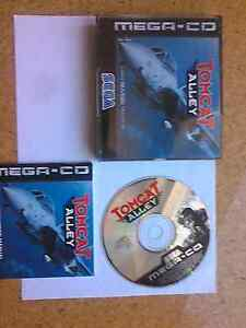Tomcat Alley Mega-CD Berowra Hornsby Area Preview