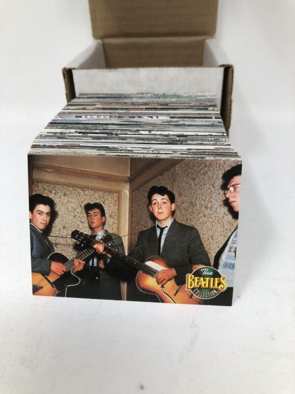THE BEATLES 1993 River Group 220 Base Card Set. Missing Card  # 28.