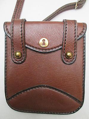 -authentique sac banane   cuir tbeg  bag
