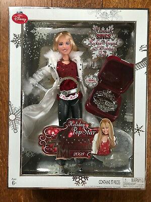 2008 Disney Hannah Montana Singing Doll