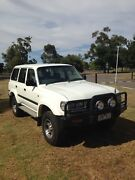 Toyota  landcruiser gxl 1997 40th anniversary Maryborough Central Goldfields Preview